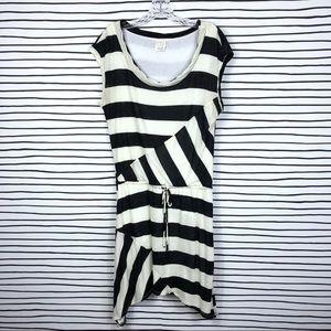 Anthropologie Ella Moss Striped Dress